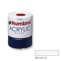 Humbrol Acrylic Paint, No. 49