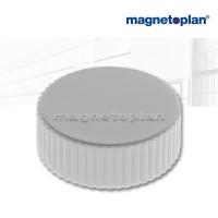 magnetoplan Discofix Rundmagnete magnum, grau