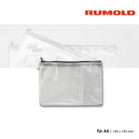 Mesh-bag für A6, 190x155 mm