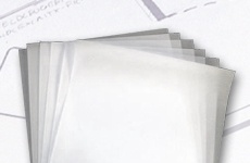 Translucent Paper Sheets