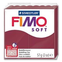 Fimo Soft 23 merlot
