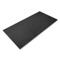 MDF Holzplatte schwarz