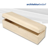 Holzschatulle mit Magnetverschluss