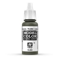 Model Color 70.894 Dunkelgrün - RLM80