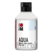 Aqua-Mattlack 250 ml Flasche
