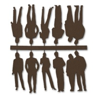 Figures, 1:50, dark brown