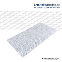 Alu Streckgitter 6,0 x 3,0 mm