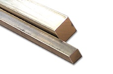 Brass Square Profiles