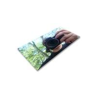 Polystyrene Sheet Mirrored 245 x 495 x 1.0 mm
