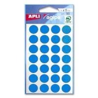 agipa Marking Points, Ø 15 mm, blue