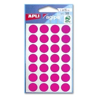 agipa Marking Points, Ø 15 mm, pink