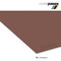 Tonzeichenpapier 130g/m² 70x100cm - 75 schokobraun