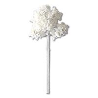 Laubbaum weiß 9 mm