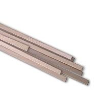 Beech Wooden Strip 1,0 x 1,0 mm