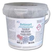 Betonart Heat-Resistant Cast Concrete