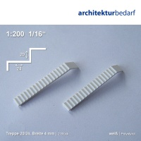 Treppe 20/24 Breite 4 mm