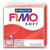 Fimo Soft 24 indian red