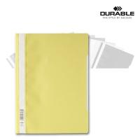 Durable A4 Sichthefter 2573 - gelb