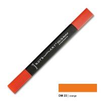 Delta Marker orange 23