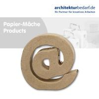 Buchstabe Papier-Mâché - @