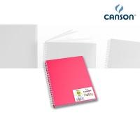 Skizzenbuch Canson Notes, rosa A6