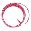 Decorative Aluminium Wire 2,0 mm pink