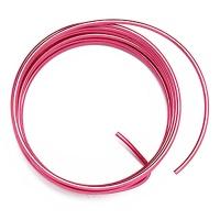 Decorative Aluminium Wire 2,0 mm pink