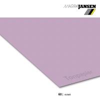 Tonzeichenpapier 130g/m² DIN A4, 60 violett