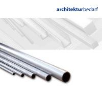 Aluminiumrohr halbhart, Länge 100 cm