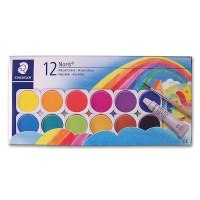 Paint Box Noris Club 12 Colors