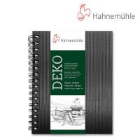 Skizzenbuch Deko A5 mit Ringspirale