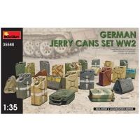 Benzinkanister Deutsch WW2 im Maßstab 1:35