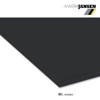 Tonzeichenpapier 130g/m² DIN A4, 90 schwarz