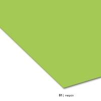 Tonzeichenpapier DIN A4, 51 maigrün