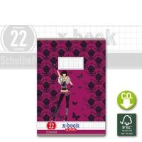 Herlitz Exercise Book Lin. 22 A4