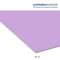 Tonzeichenpapier 50 x 70 cm, 31 lila