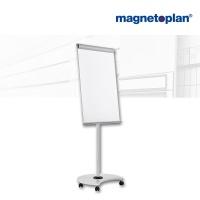 magnetoplan Flipchart Junior Plus mobil, magnethaftend