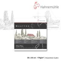 Skizzenblock Quattro 30 x 30 cm