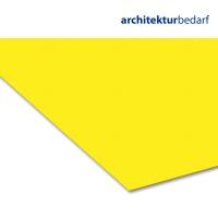 Fotokarton 70 x 100 cm, 14 bananengelb