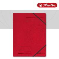 Eckspanner Colorspan A4 rot