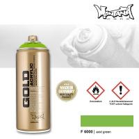 Montana Gold F6000 acid green