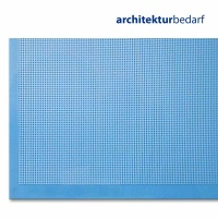 Rasterplatte Quadratraster 1,0 x 1,0 mm