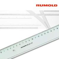 Kunststofflineal Rumo-duo 40cm
