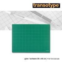 Transotype Profi Schneidmatte 30 x 45 cm