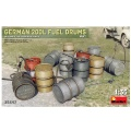 Benzinfässer Deutschland 1930er-1940er Maßstab 1:35
