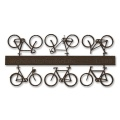 Bicycles, 1:100, darkbrown