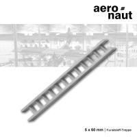 Kunststoff-Treppe 5 x 60 mm