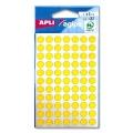 agipa Marking Points, Ø 8 mm, yellow