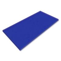 Plexiglas® GS transparent satined sky blue