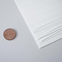Standing Seam Roof Panel, 12,7 mm distance